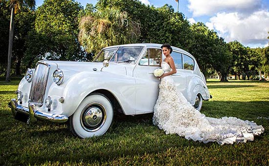 limo for wedding south florida