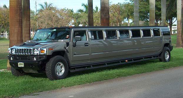 rent hummer limo