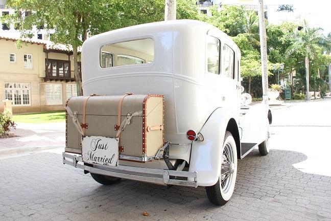 1930 Model A - White