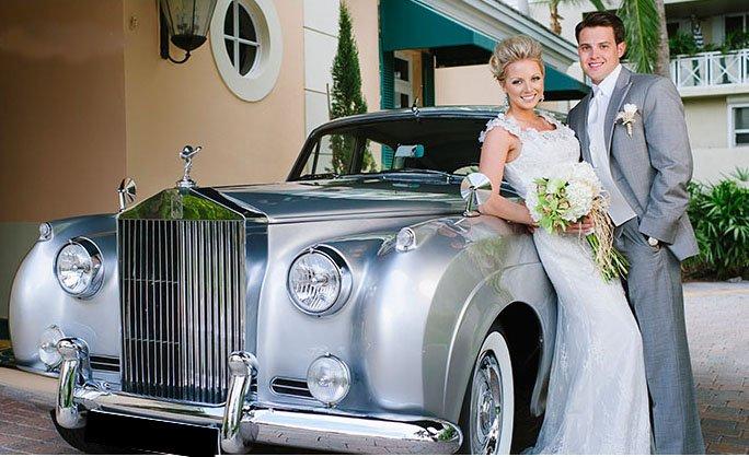 Rolls Royce Silver Cloud - Silver