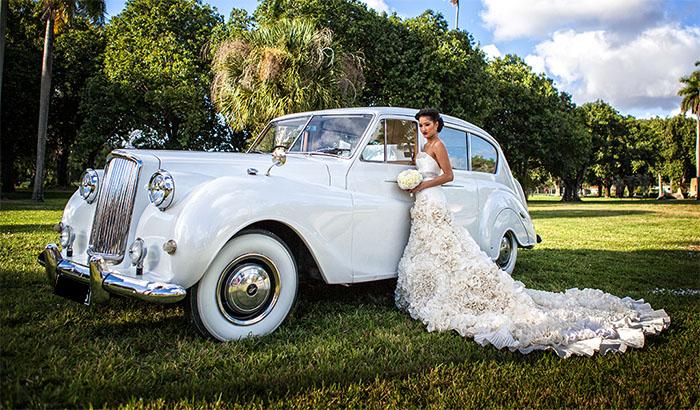 Antique Car Rental In Miami Fort Lauderdale South Florida