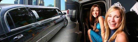 limousine prom service