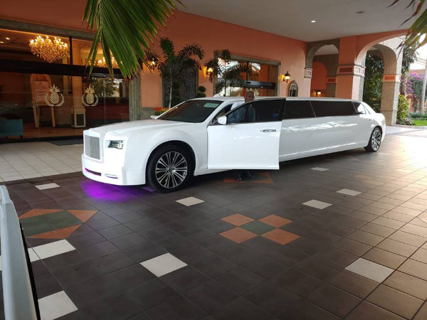 quinceaneras limo service